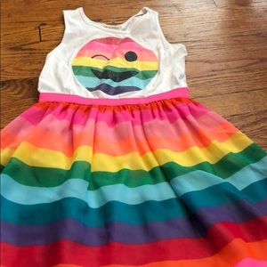 Rainbow Dress Children's Place
